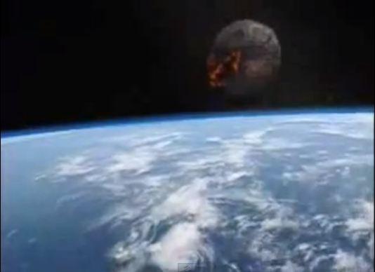 kadr z filmu Koniec świata