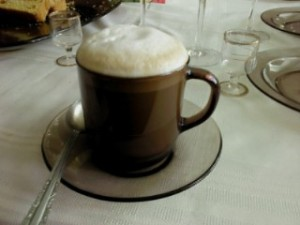 gotowe cappuccino