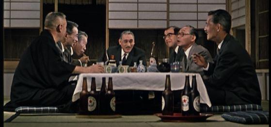 Kadr z filmu Jesienne popołudnie