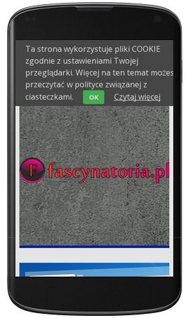 fascynatoria.pl mobile friendly