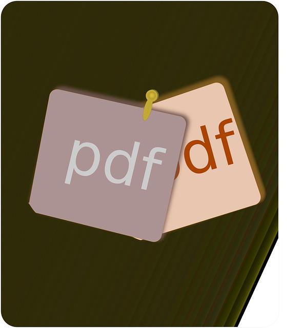 wpływ linków w pdfach