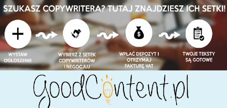 goodcontent zlecenia copywriterzy