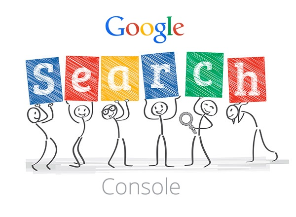 Google Search Console zmiany w panelu